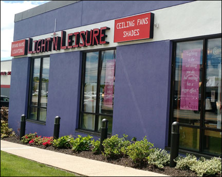Light N Leisure - Area's Premier Lighting Store
