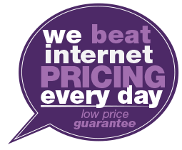we beat internet pricing on lighting